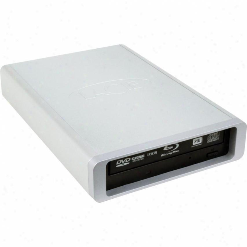 Lacie 301906u D2 Blu-ray 12x External Drive