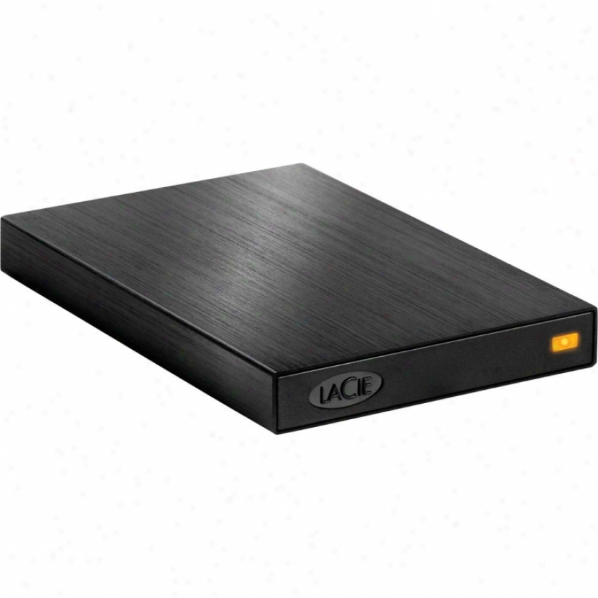 Lacie Open Box 301911 640gb Rikiki Usb 2.0 Portable Hard Drive