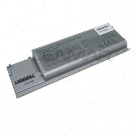 Lenmar Enterprises Dell 312-0383 11.1v 4800mah Li