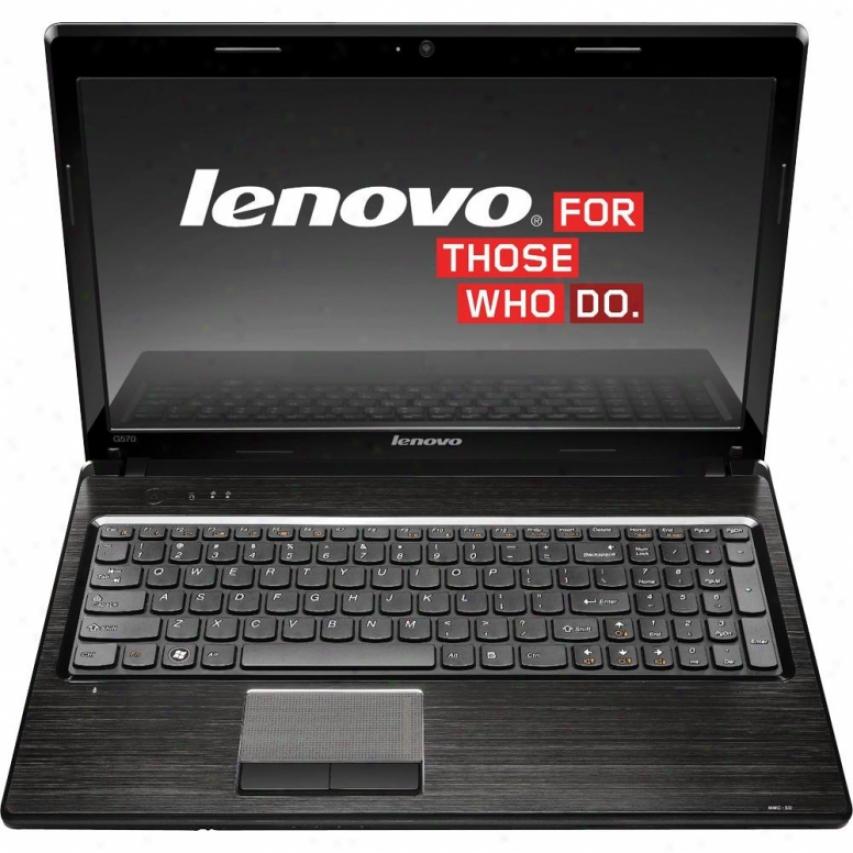 "Lenovo G570 15.6"" 500gb I3 Bring over7 Hp64"
