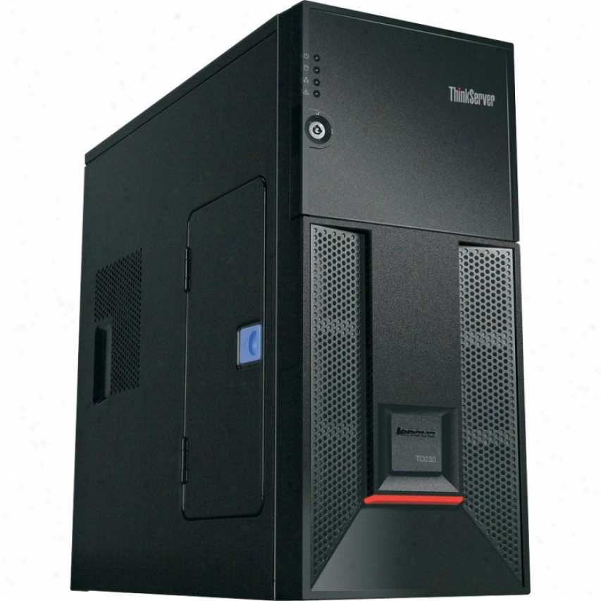 Lenovo Open Box Thinkserver Td230 2.26 4mb 4