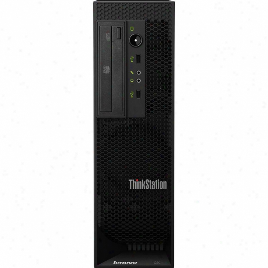 Lenovo Thinkstation C20 Tower Workstation Desktop - 4265-98u