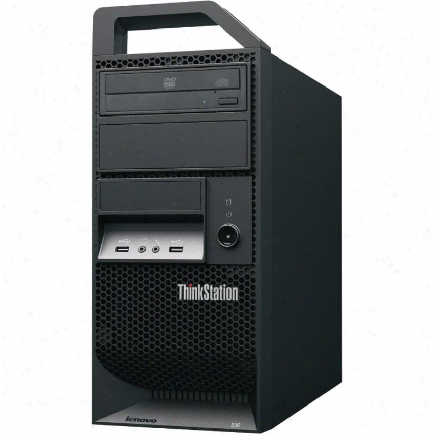 Lenovo Thinkstation E30 Workstation Desktop Pc - 7824-49u
