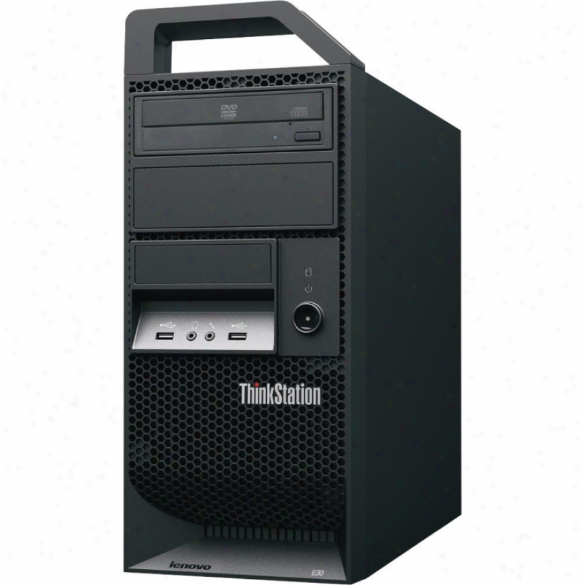 Lenovo Thinkstation E30 Workstation Desktop Pc - 7824-56u