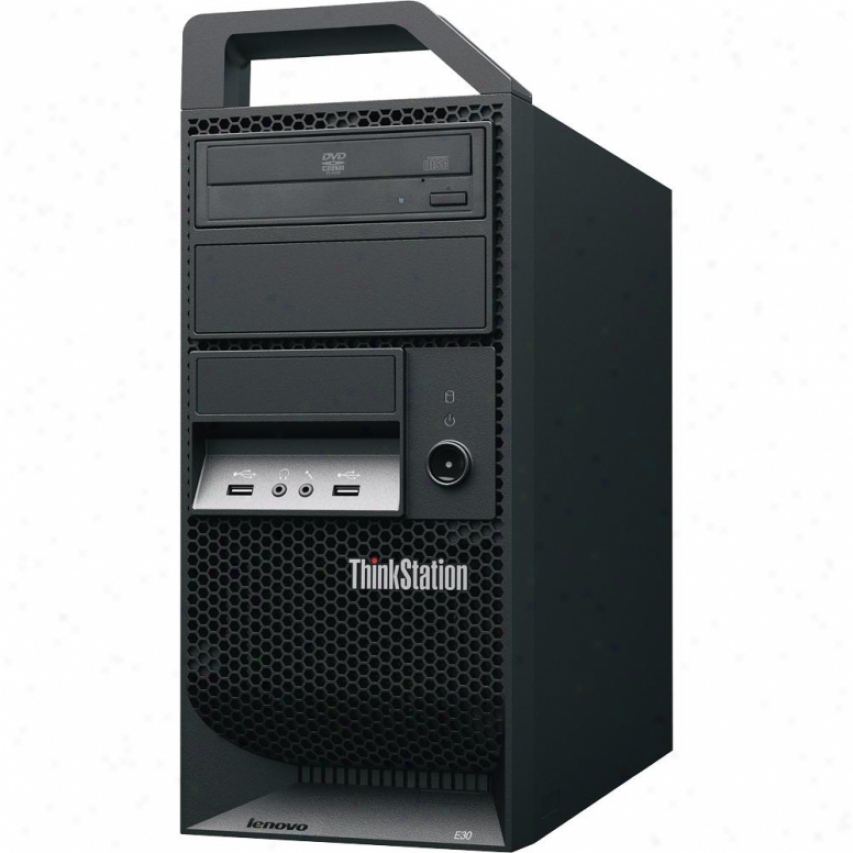 Lenovo Thinkstation E30 Workstation Desktop Pc - 7824-57u