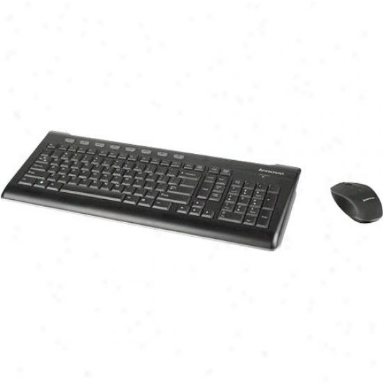Lenovo Ultraslim Wireless Kb & Mouse
