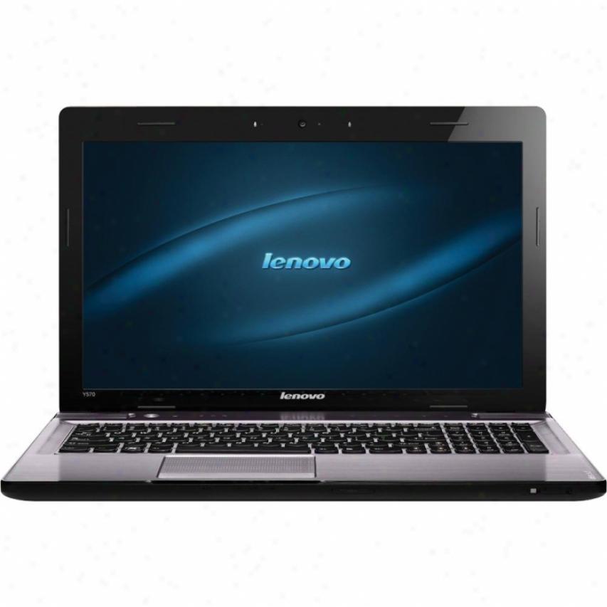 """Lenovo Y570 15.6"""" 750gb Win7 Hp64"""