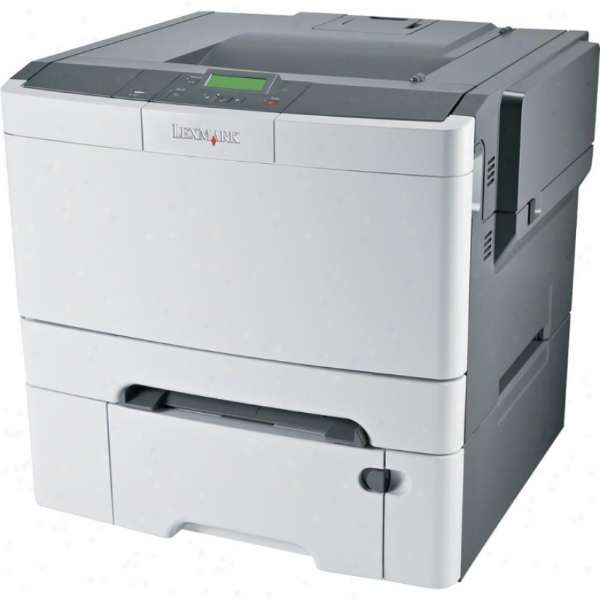 Lexmark C546dtn Color Laser