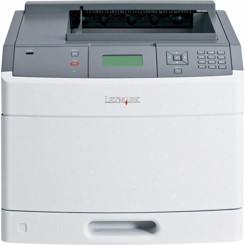 Lexmark T652dn Duolex Monochrome Laser Printer