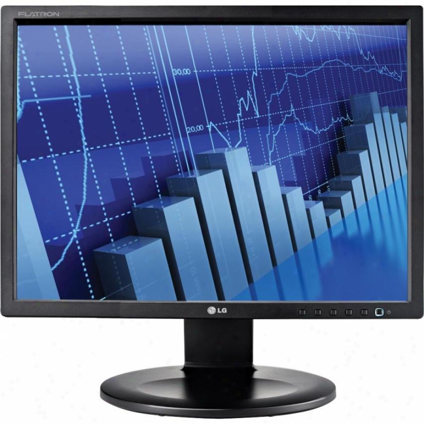 """Lg 19"""" Led Monitor"""