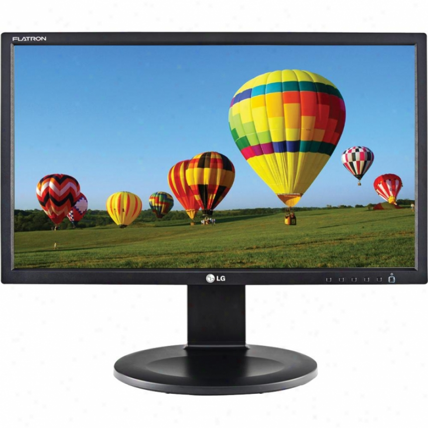 "Lg 22"" Class (21.5"" Measured Diagonally) Led Widescreen Monitor - E21Z1pu-bn"