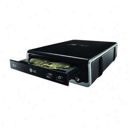 Lg 24x External Dvd Retail Drive