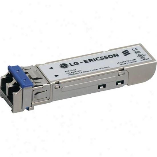 Lg-ericsson Sfp1g-lx Sfp 1-port 1000mbps Fiber Lx