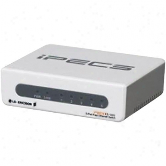 Lg-ericsson Usa 5-port 10/100/1000mbps Switch