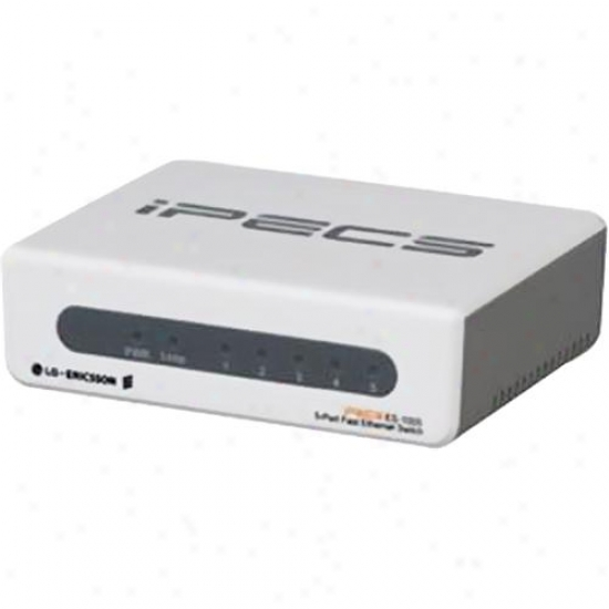 Lg-ericsson Usa 5-port 10/100mbps Switch