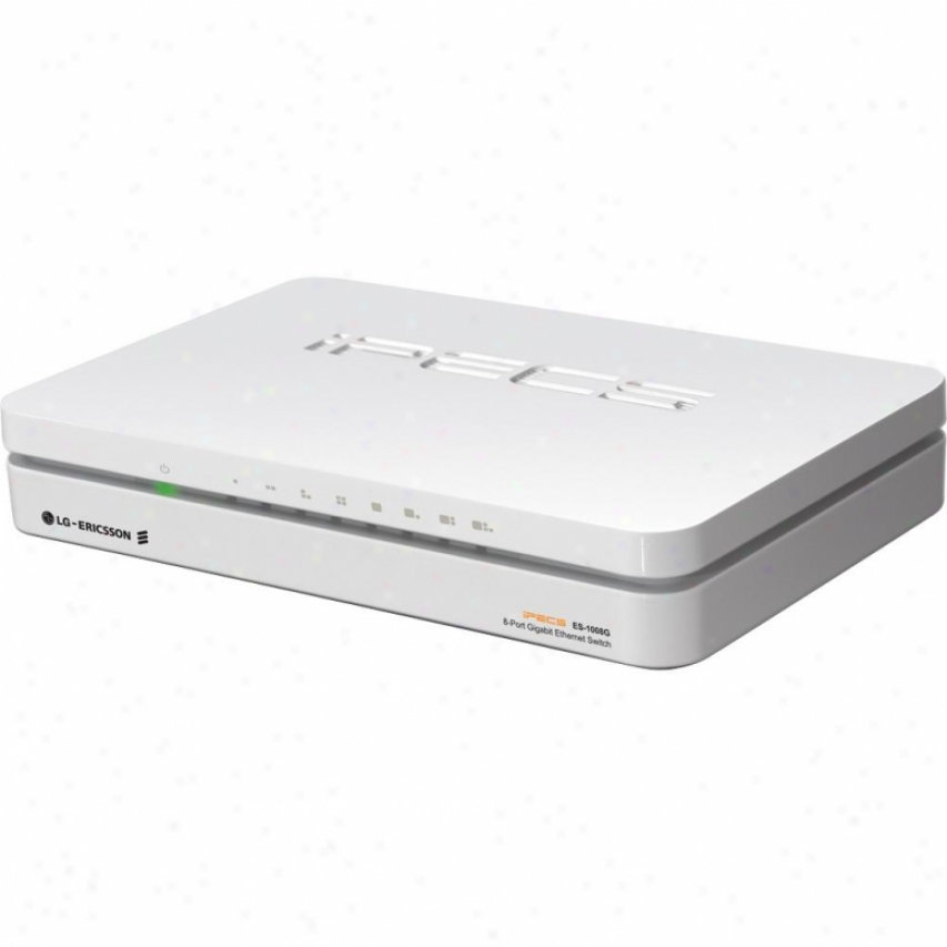 Lg-ericsson Usa 8-port 10/100/1000mbps Rod