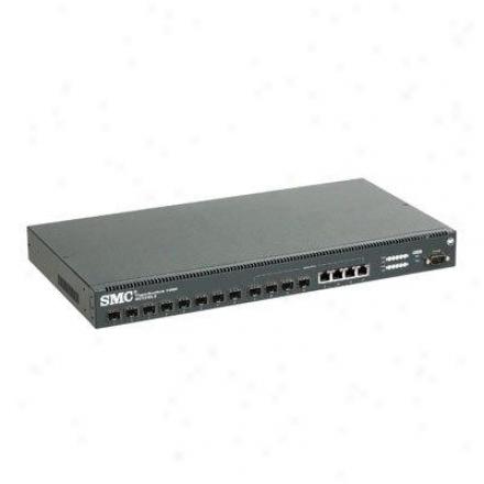 Lg-ericsson Usa Switch 12-pt Sfp + 4-pt 1000mb