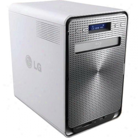 Lg Nas 4-bay Bd-rw No Drives
