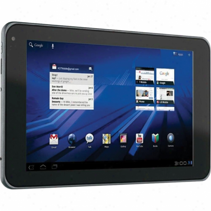 """Lg Optimus V909 G-slate 8.9"""" Android Tablet With 4g"""