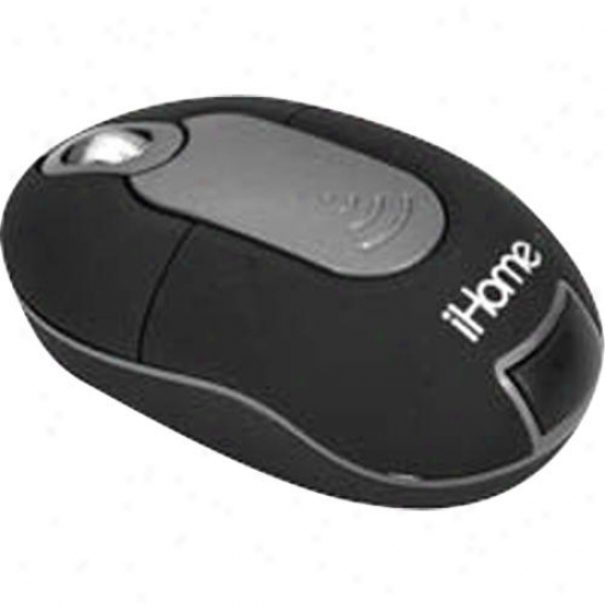 Lifeworks Cordless Mobile Mouse Blk/slvr
