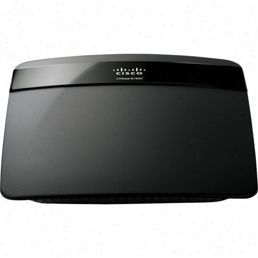 Linksys E1500 Wireless-n Router With Speedboost