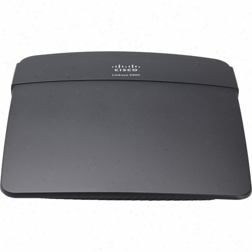 Linksys E900 Wirelrss N300 Router