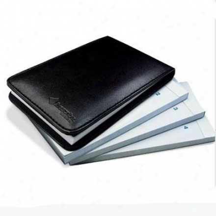 Livescribe Flip Notepad - 4-pack - Black Cover - Ana-00037
