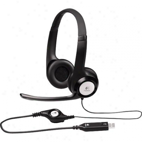 Logitech 981-000014 Clearchat Comfort Usb Internet Headset