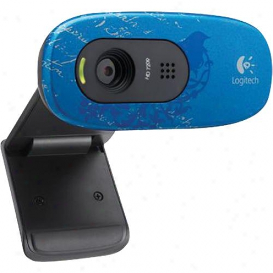 Logitech C270 Webcam - Indito Scroll - 960-000818
