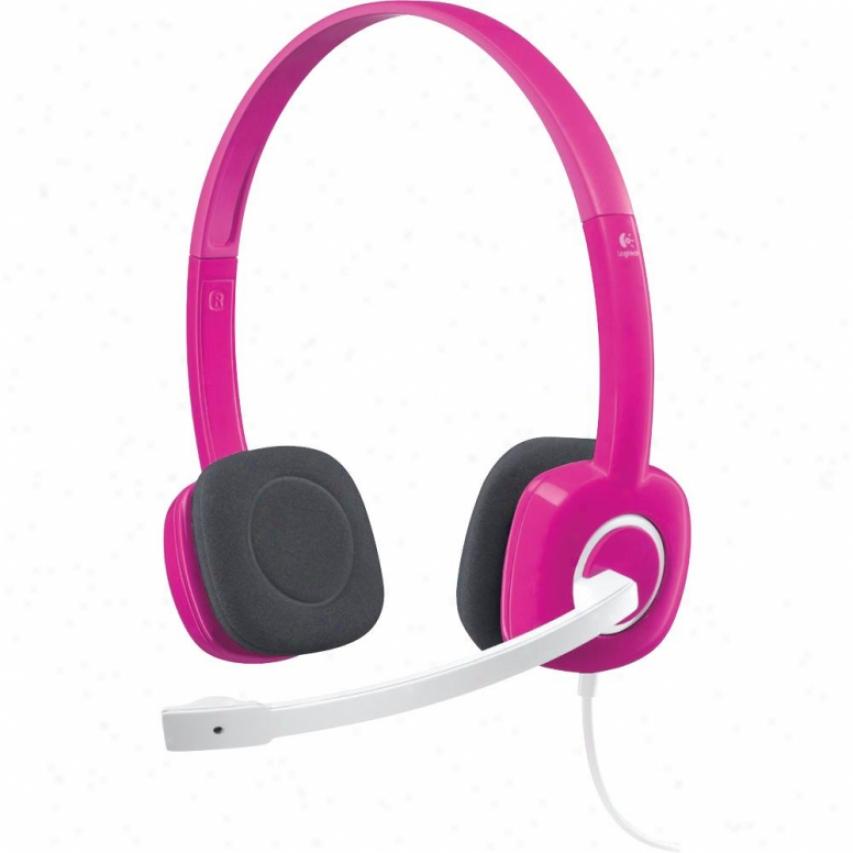 Logitecj Headset H150 Pink