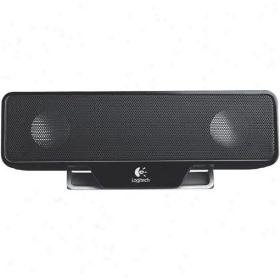 Logitech Laptop Speaker Z205 -clamshell