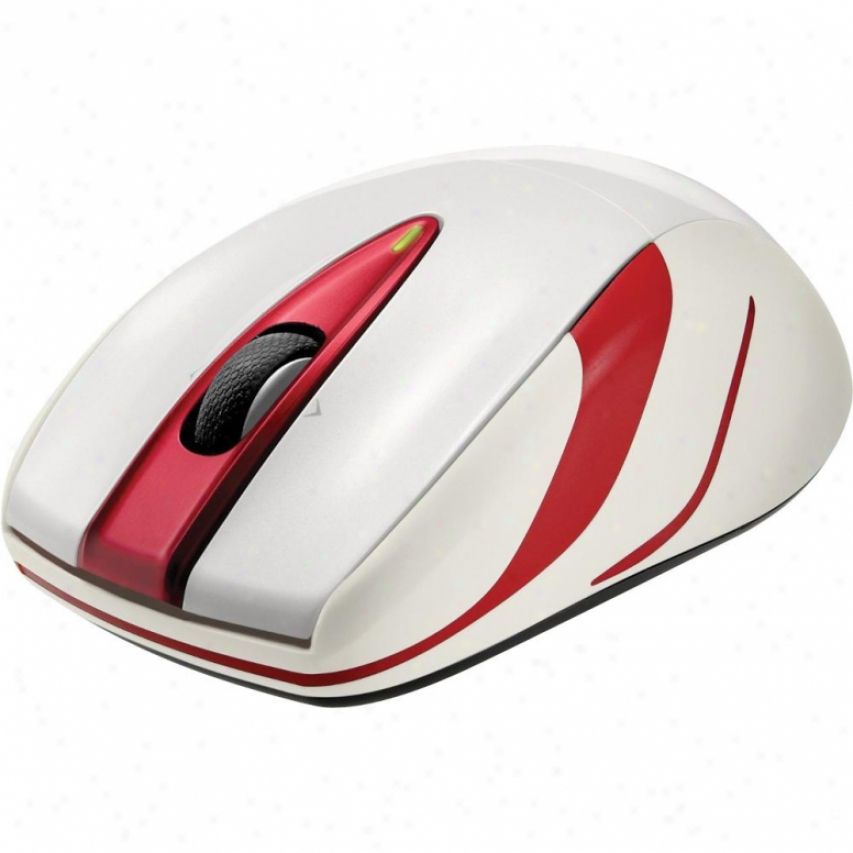 Logitech M525 Wireless Notebook Mouse - White