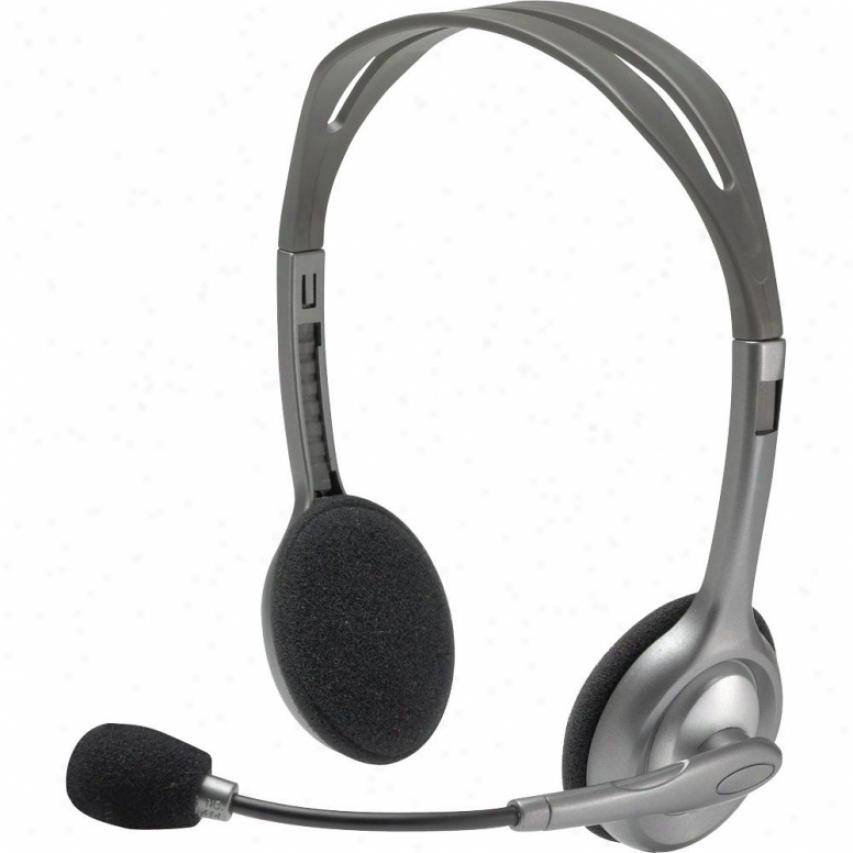 Logitech Stereo Headset H110 - 981-000214