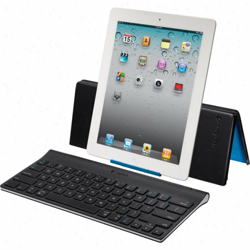 Logitech Tablet Keyboard For Ipad - 920-003241