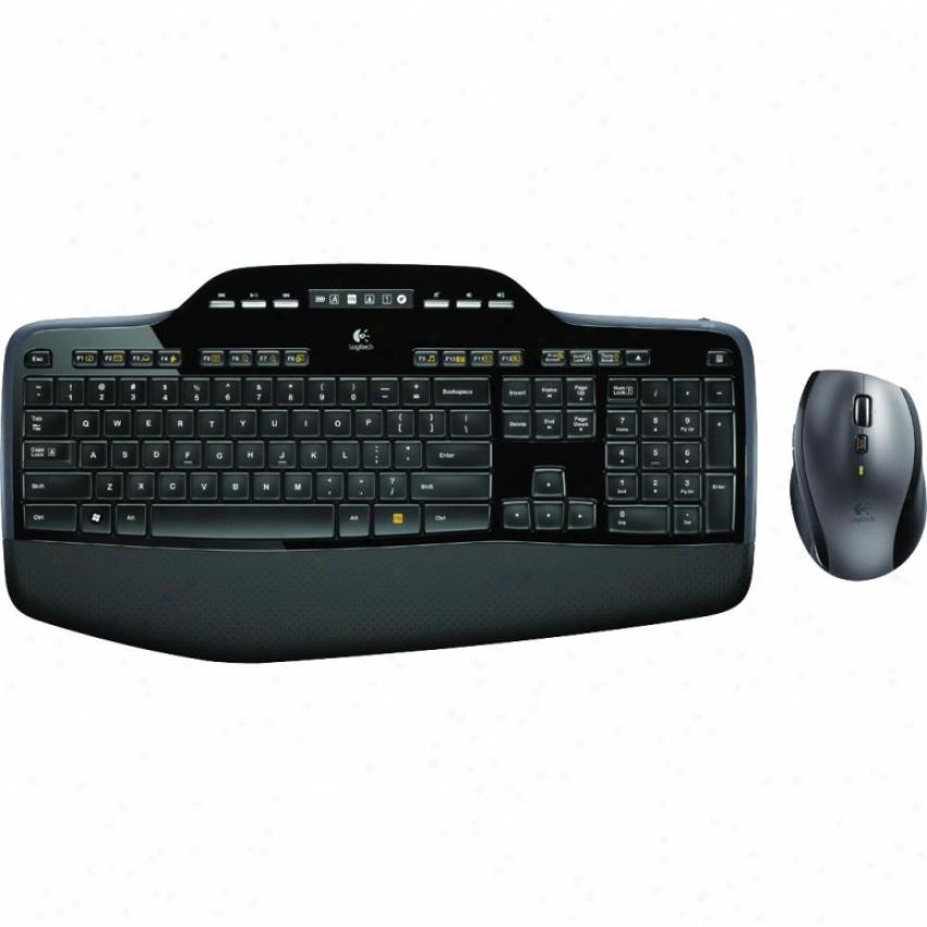 Logitech Wirless Desktop Mk710