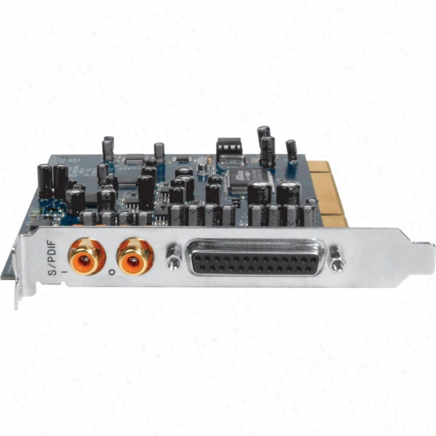 M-audio Audiopile 192 - High-definition 4-in/4-out Audio Card