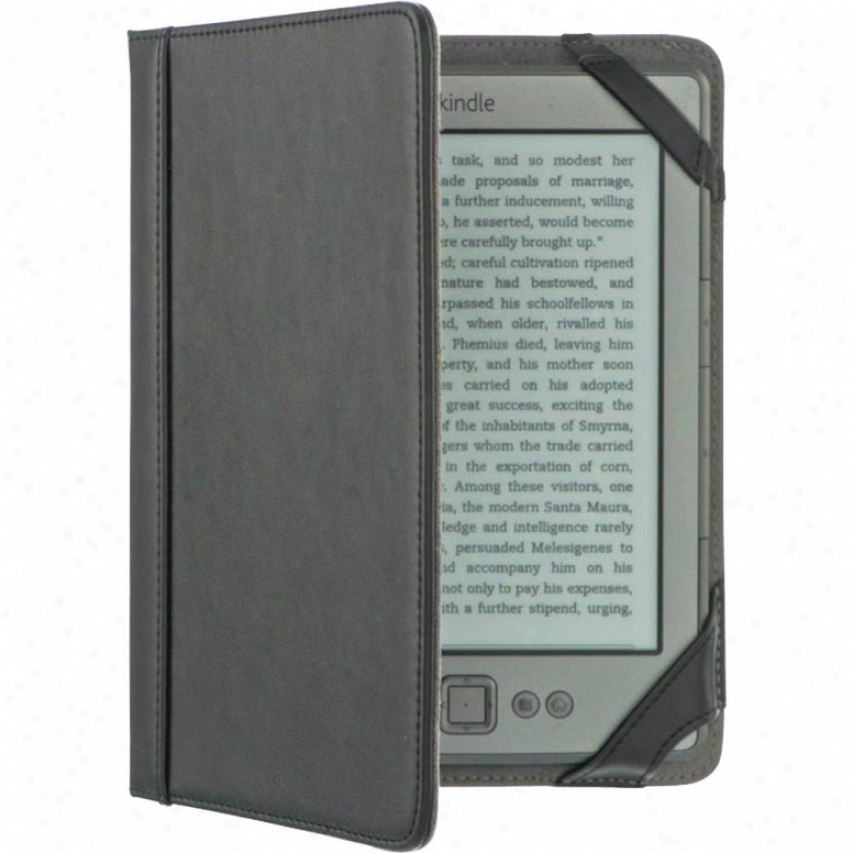 M-edge Go Jacket For Kindle 4 And Kindle Touch - Black