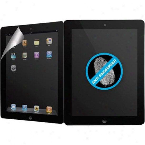 Macally Anti-fingerprint Screen Protective Smother Because of 2nd Generation Ipad