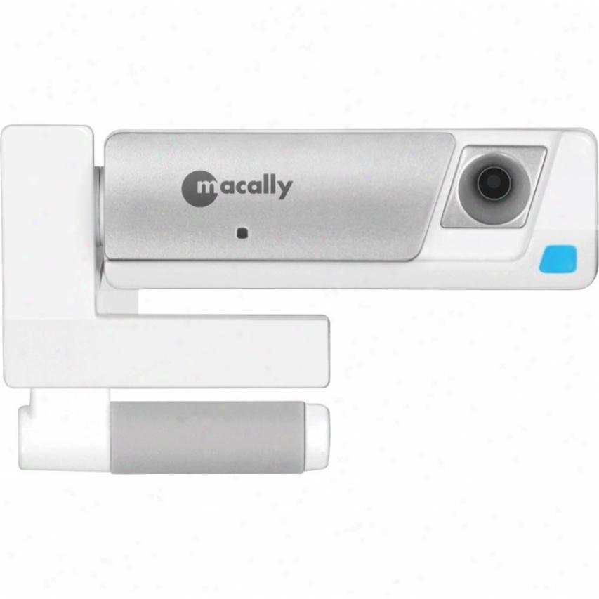 Macally Megacam Portable Usb 2.0 Video Webcam Camera