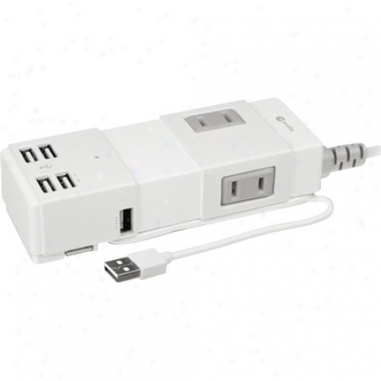 Macally Unistrip Portable Power Strip