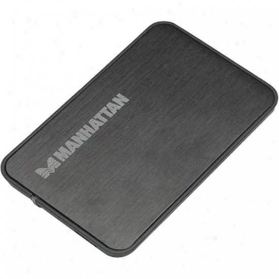 """Manhattan Products Superspeed Usb Drive Enc 2.5"""""""