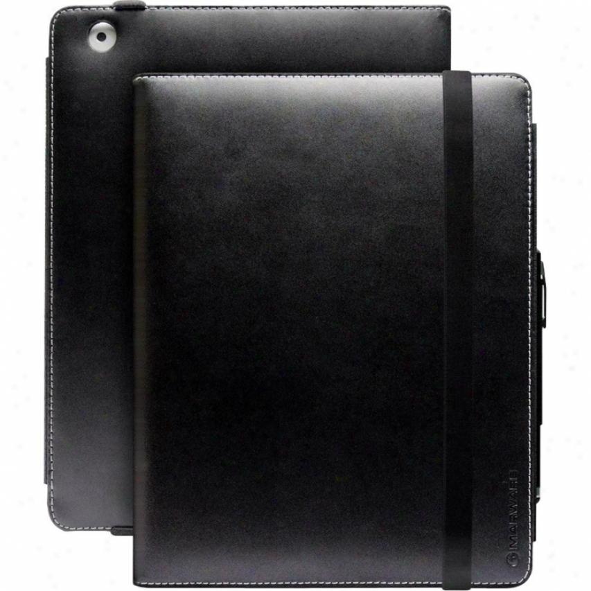 Marware Eco-vue New Ipad Black Eco-leather