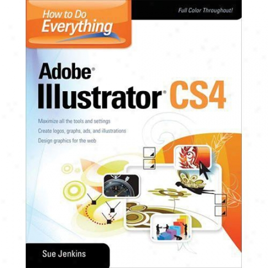 Mcgraw-hill How To Do Everything Adobe Illustrator