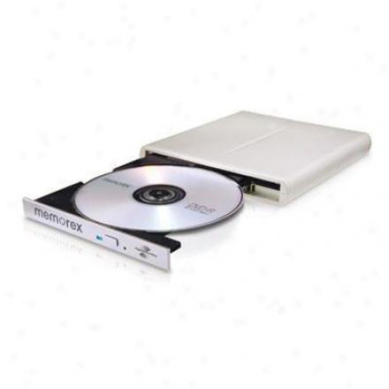 Memorex Dvd Recorder Ext. 8x Multi Slm