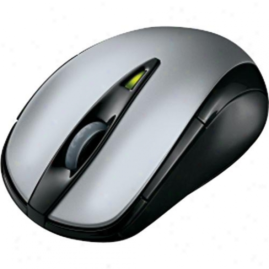 Microsoft Bna-00001 2.4ghz Wireless Notebook Laser Mouse 7000