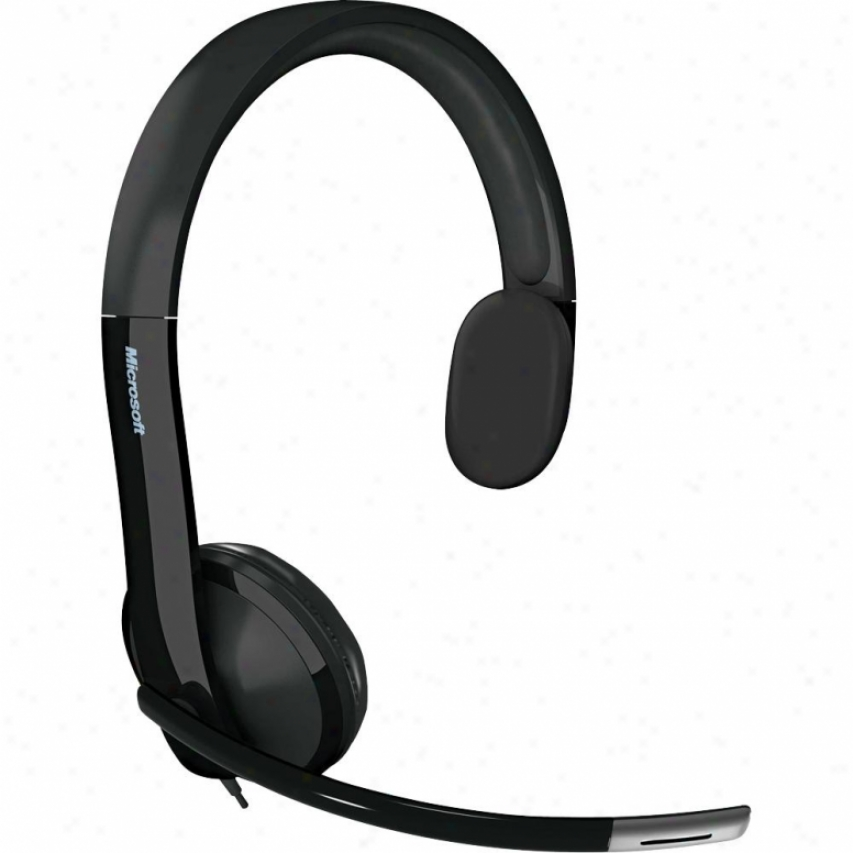 Microsoft Lifechat Lx-4000 Headset For Business - 7yf-00001