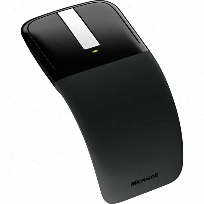 Microsoft Rvf-00001 Arc Mouse - Black