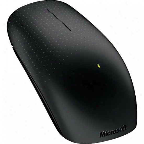 Microsoft Touch Mouse - Black - 3kj-00001