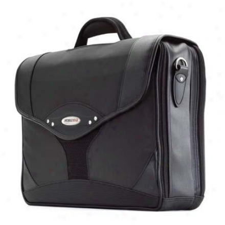 "Mobile Edge 15.4"" Premium Briefcase Ch/blk"