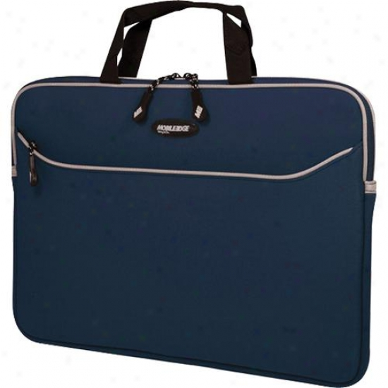 Mobile Edge 17.3-inch Slipsuite - Navy Blue - Mess3-173